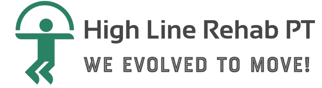 High Line Rehab PT Official Logo
